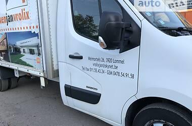Фургон Renault Master груз. 2012 в Дрогобичі