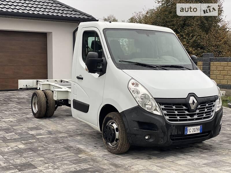 Renault Master груз. Sparka