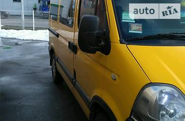Renault Master пасс.  2006
