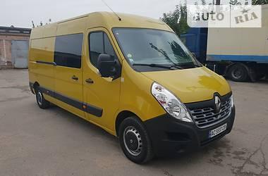 Renault Master пасс. 2014 в Луцке