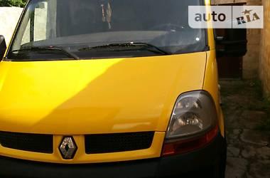Renault Master пасс. 2006 в Дубні