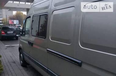 Renault Master пасс. 2007 в Львове