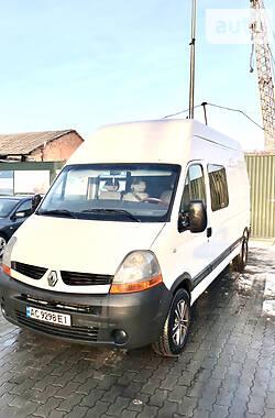 Renault Master пасс. 2006 в Владимир-Волынском
