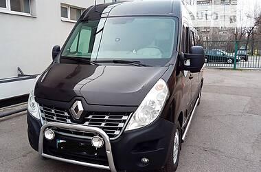 Легковий фургон (до 1,5т) Renault Master пасс. 2015 в Черкасах