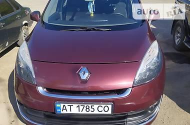 Универсал Renault Megane Scenic 2012 в Ивано-Франковске