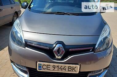 Универсал Renault Megane Scenic 2014 в Черновцах