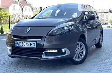 Renault Megane Scenic 2012 в Луцке