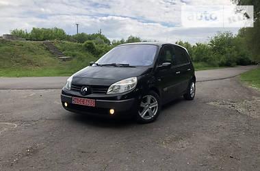 Хэтчбек Renault Megane Scenic 2004 в Ровно