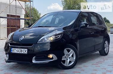 Минивэн Renault Megane Scenic 2013 в Ивано-Франковске