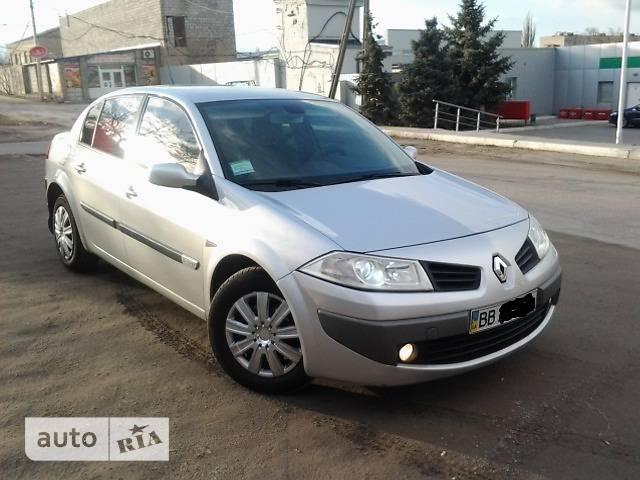 Renault Megane 2006 в Луганске