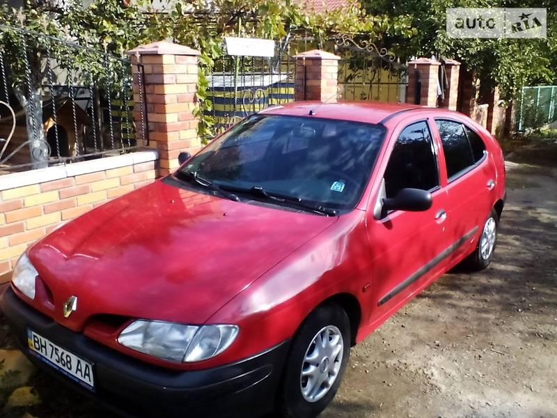 Renault Megane 1997 в Одессе