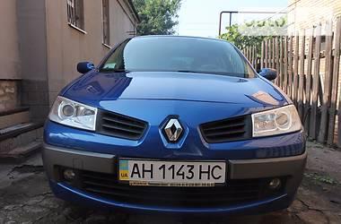 Renault Megane 2006 в Донецке