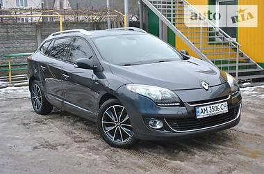 Renault Megane BOSE -LED-KAMERA 2012