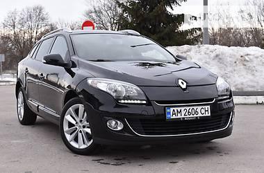Renault Megane BOSE-LED-KAMERA 2014