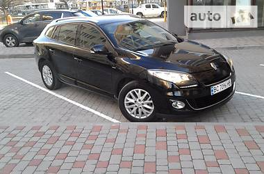 Renault Megane 2013 в Стрые