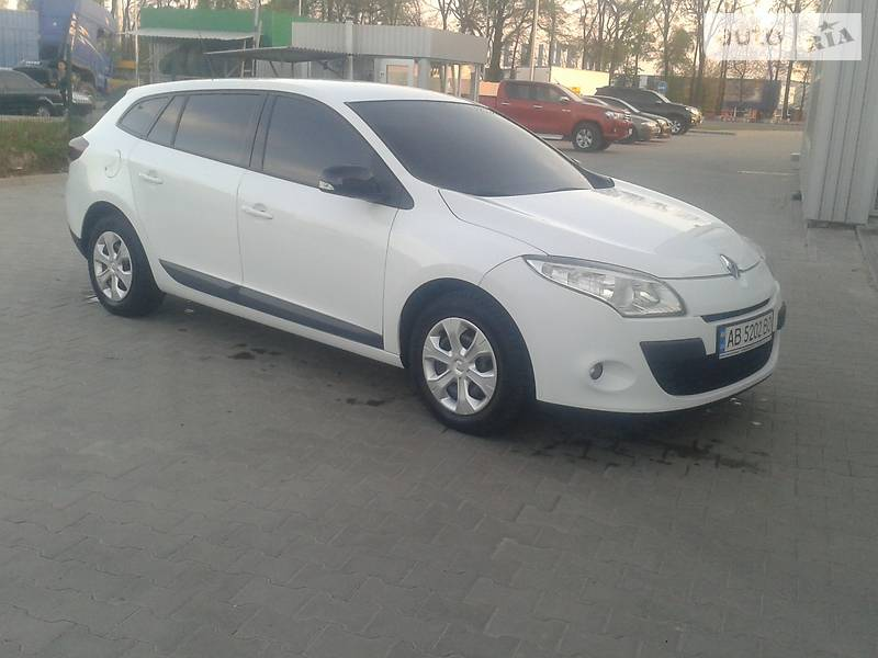 Renault Megane 2011 в Виннице