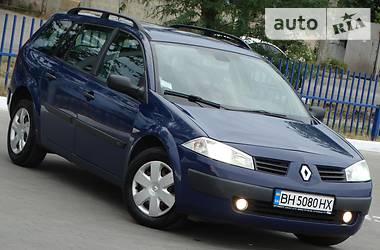 Renault Megane 2006 в Одессе