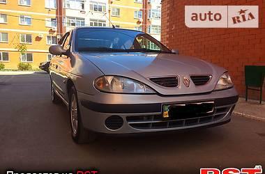 Renault Megane 2000 в Донецке