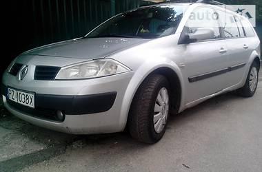 Renault Megane 2005