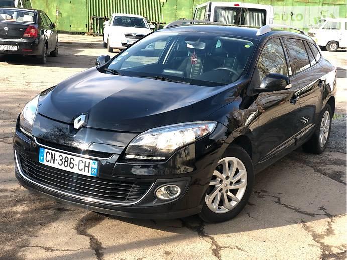 Renault Megane 2013 года в Ровно