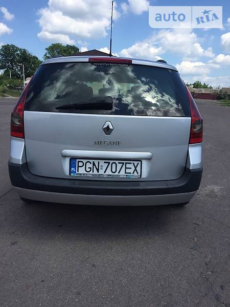 Renault Megane 2005 года в Ровно