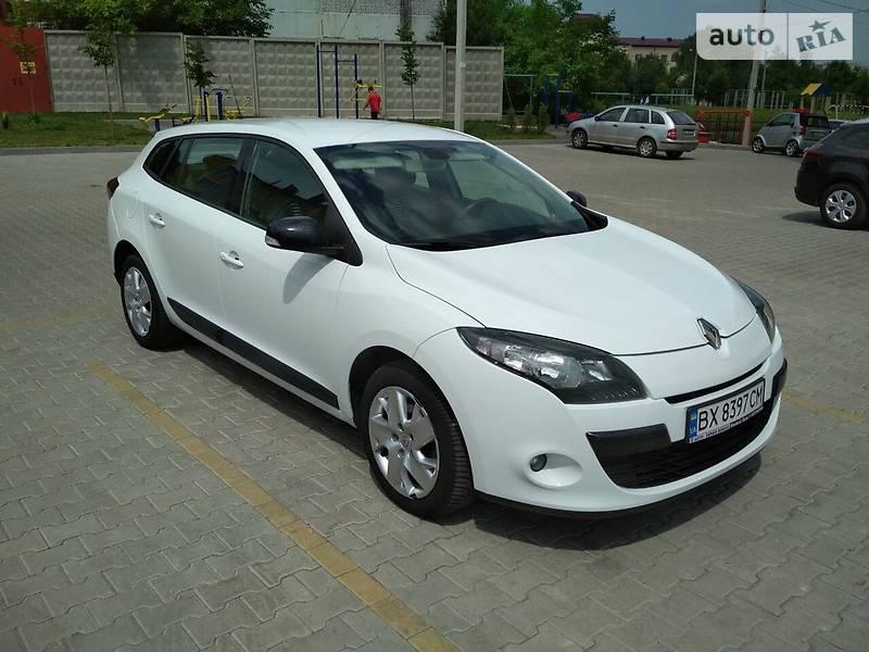 Renault Megane 6 -ти ступенчатая КП