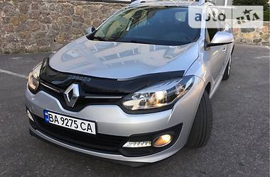 Renault Megane 2014 в Кропивницком