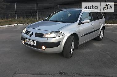 Renault Megane 2005 в Львове