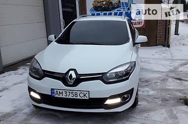 Универсал Renault Megane 2014 в Бердичеве