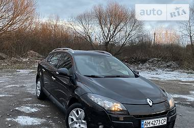 Renault Megane 2011 в Житомире