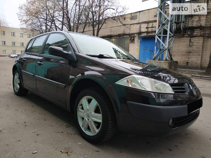 Renault Megane 2005 в Киеве