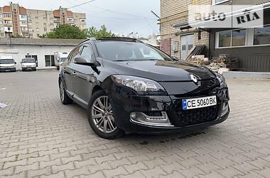 Renault Megane 2011 в Черновцах