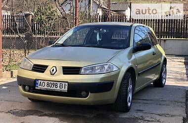 Renault Megane 2003 в Виноградове