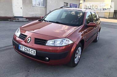 Renault Megane 2003 в Ивано-Франковске