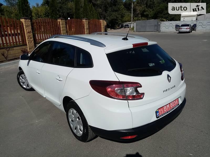 Renault Megane 2015 в Днепре