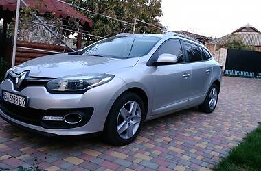 Унiверсал Renault Megane 2014 в Благовіщенську