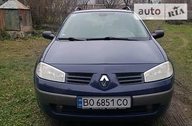 Renault Megane 2005 в Чорткове