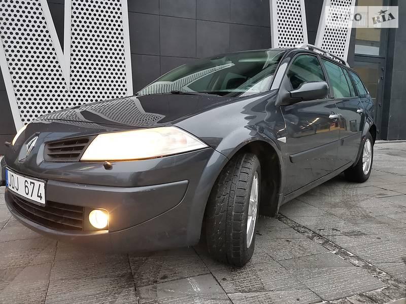 Renault Megane 2007 в Житомире
