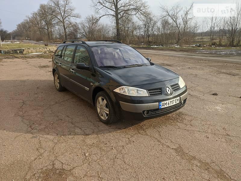 Renault Megane 2003 в Черняхове