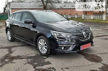 Renault Megane 2017 в Новоархангельске