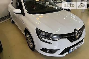 Седан Renault Megane 2017 в Киеве