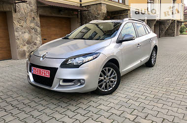 Универсал Renault Megane 2013 в Черновцах