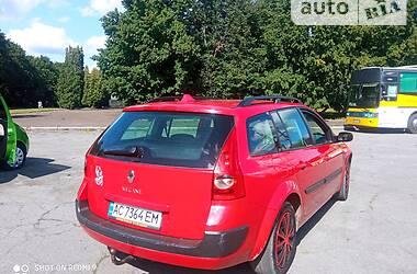 Универсал Renault Megane 2004 в Владимир-Волынском