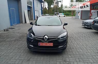 Унiверсал Renault Megane 2015 в Ковелі