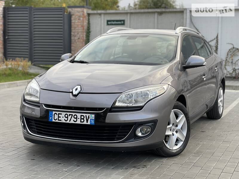 Renault Megane 81kW
