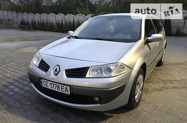 Универсал Renault Megane 2007 в Черновцах