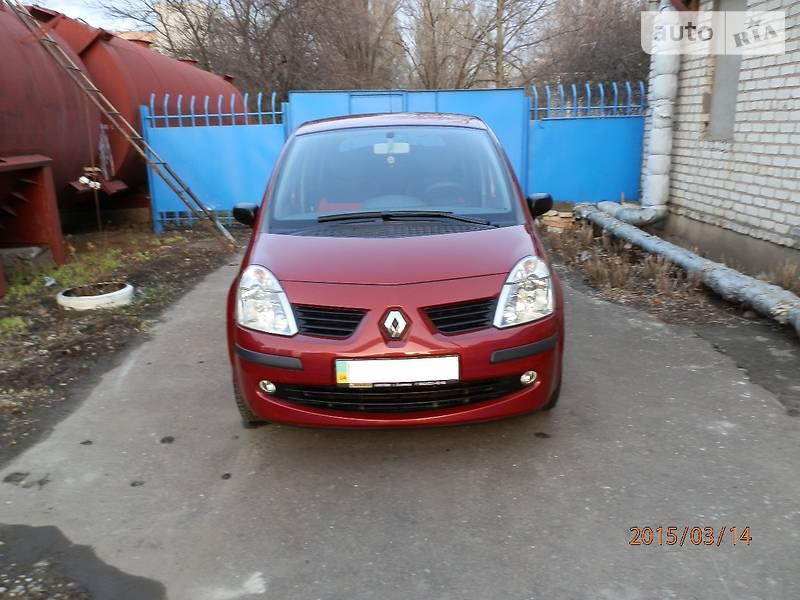 Renault Modus 2007 в Луганске