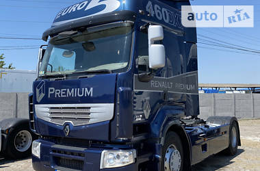 Тягач Renault Premium 2013 в Виннице