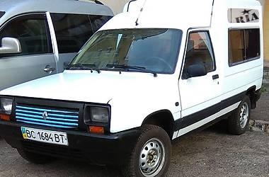 Renault Rapid 1989 в Львове