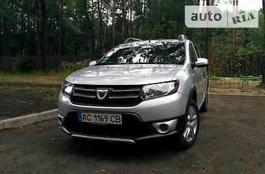 Renault Sandero StepWay 2013 в Луцке